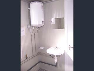 bung 39 eco bungalows sanitaires. Black Bedroom Furniture Sets. Home Design Ideas