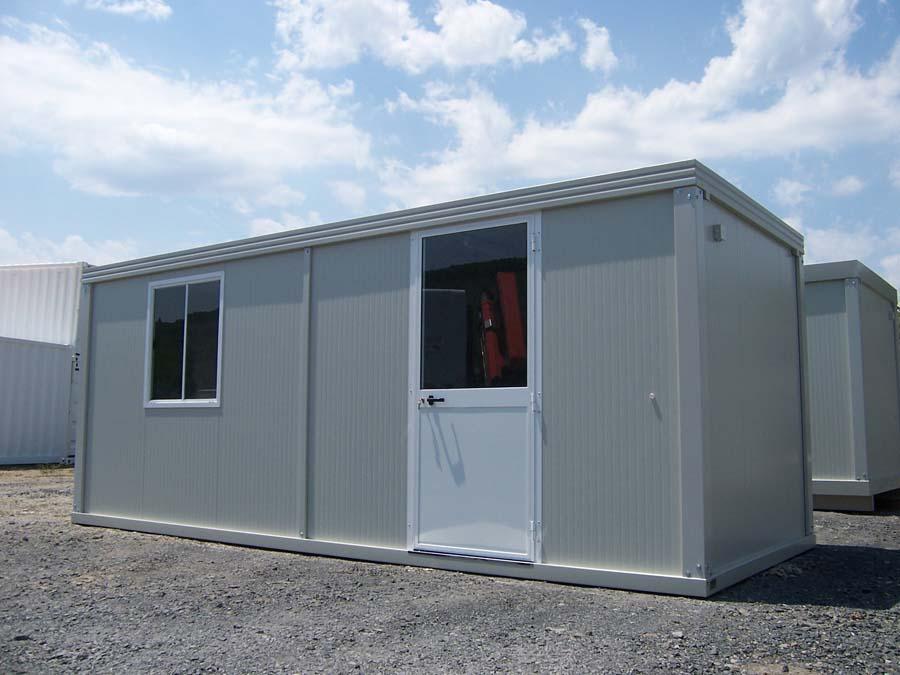 bung 39 eco photos bungalows de chantier. Black Bedroom Furniture Sets. Home Design Ideas