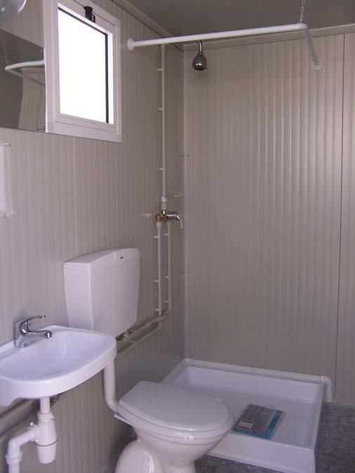 bung 39 eco photos bungalows sanitaires. Black Bedroom Furniture Sets. Home Design Ideas