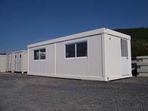 bung 39 eco photos bungalows bureaux. Black Bedroom Furniture Sets. Home Design Ideas