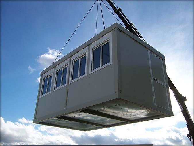 bung 39 eco bungalows sur mesures. Black Bedroom Furniture Sets. Home Design Ideas