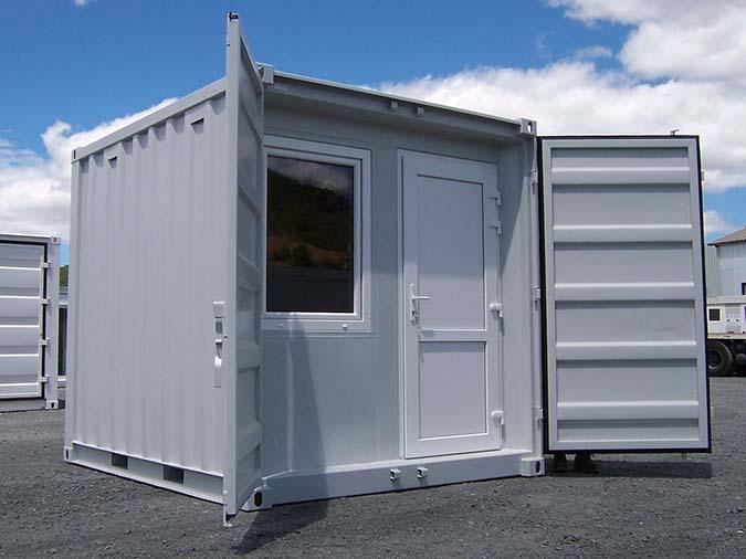 bung 39 eco containers bureaux. Black Bedroom Furniture Sets. Home Design Ideas